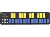 【数量限定】 nanoKEY2-BLYL USB-MIDIキーボード