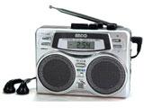 ラジカセ(ラジオ+カセットテープ) RC7-874D