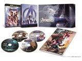 アベンジャーズ/エンドゲーム 4K UHD MovieNEX プレミアムBOX 【Ultra HD ブルーレイソフト】