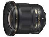 AF-S NIKKOR 20mm f/1.8G ED [ニコンFマウント] 広角レンズ