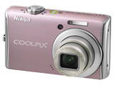 COOLPIX S620 (1220万画素/4倍/プレシャスピンク/SDHC)
