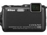 COOLPIX AW120 (1605万画素/5倍/防水/クールブラック/SDXC)