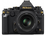 Nikon Df 50mm F1.8 Special Gold Edition ブラック