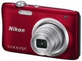 COOLPIX A100 レッド デジタルカメラ クールピクス
