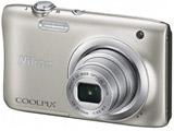 COOLPIX A100 シルバー デジタルカメラ クールピクス