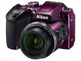 【在庫限り】 COOLPIX B500 プラム 高倍率ズームレンズ搭載デジタルカメラ クールピクス