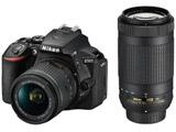 D5600 ダブルズームキット [ニコンFマウント(APS-C)] デジタル一眼レフカメラ