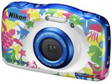 COOLPIX W100 マリン 防水デジタルカメラ クールピクス