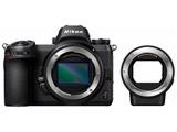 Nikon Z7 FTZマウントアダプターキット