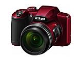 B600 コンパクトデジタルカメラ COOLPIX(クールピクス) レッド