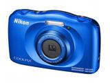 COOLPIX W150 ブルー 防水デジタルカメラ クールピクス