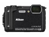 COOLPIX W300 ブラック 防水デジタルカメラ クールピクス