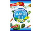 ビフィズス菌入り乳酸菌 青汁 (40包) 〔青汁〕