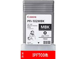 【純正】 PFI-102MBK 顔料マットブラック