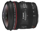 EF8-15mm F4L フィッシュアイ USM [キヤノンEFマウント] 円周魚眼レンズ(フルサイズ時のみ)・対角線魚眼レンズ