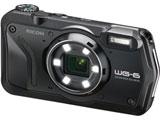 RICOH WG-6 ブラック 防水デジタルカメラ