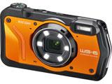 RICOH WG-6 オレンジ 防水デジタルカメラ