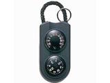 温度計 「サーモ&コンパス」 FG-5122(ブラック)