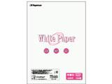 ナ−004 White Paper (ホワイトペーパー) 中厚口 A3 100枚