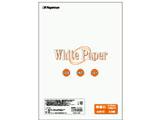 ナ−021 White Paper (ホワイトペーパー) 特厚口 B5 50枚