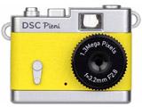 トイデジタルカメラ DSC Pieni(レモンイエロー) DSCPIENILY