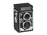 トイカメラ PIENIFLEX(ピエニフレックス)   KC-TY02 [デジタル式]