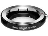 マウントアダプター MOUNT ADAPTER M-MICRO 4/3 【ボディ側:マイクロフォーサーズ/レンズ側:ライカM】