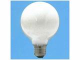 旭光電機 GW100V-57W/95 ホワイトボール電球(E26口金/60W形/全光束680lm/ホワイト)