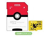 ポケットモンスター microSDカード for Nintendo Switch 32GB ピカチュウ NSW-190 NSW-190