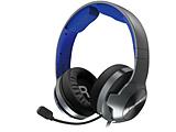 ホリ ゲーミングヘッドセット プロ for PlayStation 4 ブルー PS4-159 PS4-159 ブルー