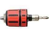 アネックス ビット交換式 ラバードリルチャック 1.5~13mm AKL-195E