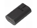 HPM4BK 海外用マルチ変換プラグ(USB1ポート/ブラック)
