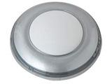 LEDミニプッシュライト PR5SV シルバー