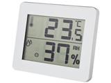 デジタル温湿度計 DO01WH(ホワイト)