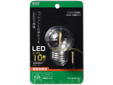 G40ボール形LED E26 L色 CL 10W形相当 LDG1LG40C