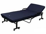 【折りたたみベッド】エアリーマットレス付き リクライニングベッド OTB-ARH(シングルサイズ) 【キャンセル不可】