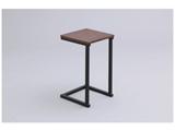 サイドテーブル(W290xD290mm)  ブラウンオーク/ブラック SDT-29