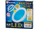 リモコン付丸形LEDランプセット3240 LDCL3240SS/D/32-CP 昼光色 [昼光色]