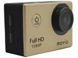movio(モヴィオ) マイクロSD対応 フルハイビジョンアクションカメラ M101FHD