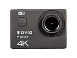 WiFi機能搭載 高画質4K Ultra HD アクションカメラ movio  M1034K [4K対応]
