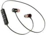 ブルートゥースイヤホン カナル型 M109EPBK ブラック [リモコン・マイク対応 /Bluetooth]