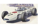 1/24 ホンダ F1 RA272E '65 メキシコGP 優勝車 プラモデル