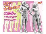 1/24 80's バブリー ガールズフィギュア(2体セット) プラモデル
