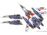 "1/72 VF-25F/S スーパー メサイア ""マクロスF"""