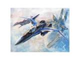 1/72 VF-31J ジークフリード ハヤテ機  マクロスΔ