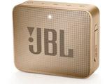 ブルートゥーススピーカー JBLGO2CHAMPAGNE シャンパン [Bluetooth対応 /防水]