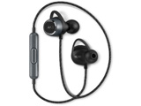 ブルートゥースイヤホン カナル型 AKGN200BTBLK ブラック [Bluetooth]
