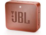 ブルートゥーススピーカー JBLGO2CINNAMON シナモン [Bluetooth対応 /防水]