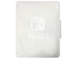 【在庫限り】 Nintendo Switch専用カードポケット4 ホワイト [Switch] [HACF-01WH]