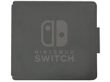 Nintendo Switch専用カードポケット24 ブラック [Switch] [HACF-02BK]